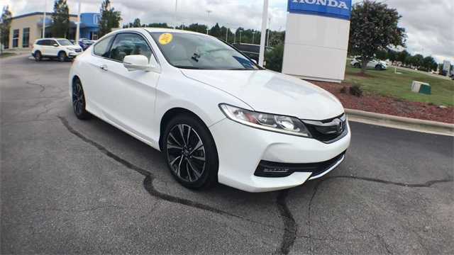 Certified Pre-Owned 2017 Honda Accord EX-L