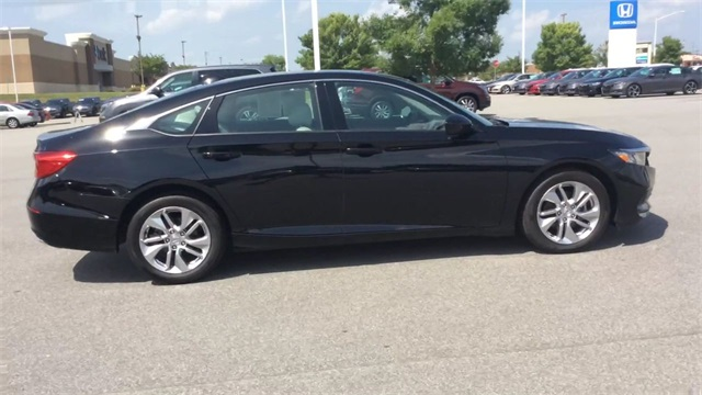 Certified Pre-Owned 2018 Honda Accord LX - CERTIFIED