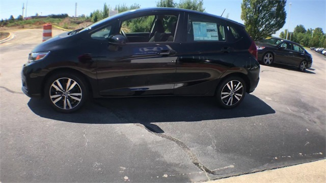 New 2020 Honda Fit EX