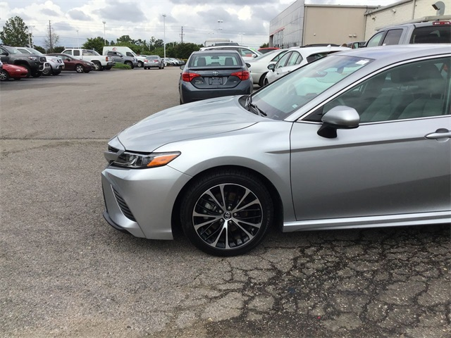 Certified Pre-Owned 2019 Toyota Camry SE