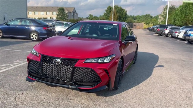 New 2020 Toyota Avalon TRD