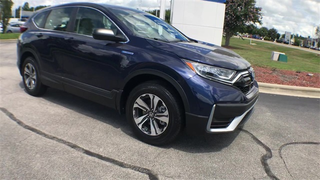New 2020 Honda CR-V Hybrid LX