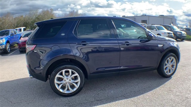 Pre-Owned 2016 Land Rover Discovery Sport HSE