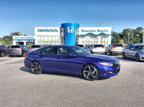Certified Pre-Owned 2019 Honda Accord Sport - CERTIFIED